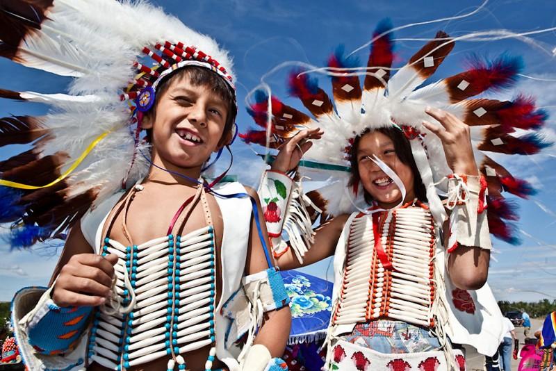 Современное положение индейцев