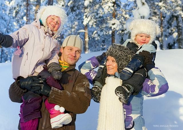 Семьи Финляндии