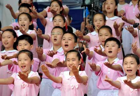 Рождение ребенка в Китае