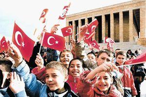 День детей в Турции