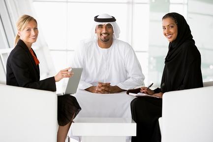 Патриархальные семьи Саудовской Аравии