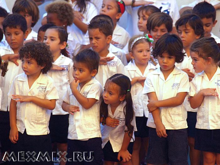 Воспитание по-мексикански