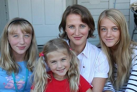 Ребенок в шведской семье