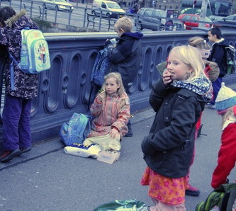 В Дании бастуют учителя
