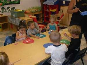 Американский детский сад