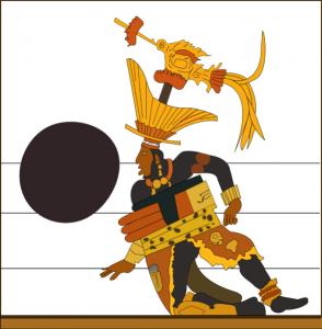 Недетские игры древних индейцев с мячом