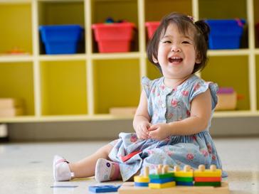 Детский сад по-китайски