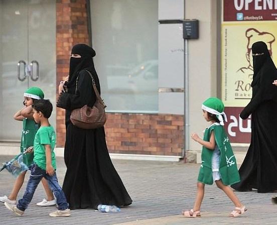 Наказание детей в саудовских семьях